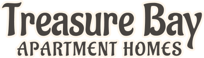 Treasure Bay Apartments logo